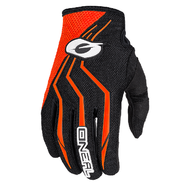 GUANTE ONEAL ELEMENT ORANGE JUNIOR