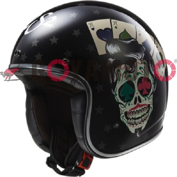 OF583 BOBBER / TATTOO BLACK
