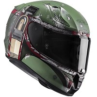 CASCO HJC RPHA 11 BOBA FETT MC4SF